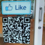 A QR Code Can Open Many Doors